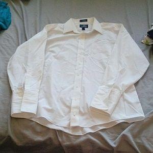 Stafford size 35 wrinkle free dress shirt
